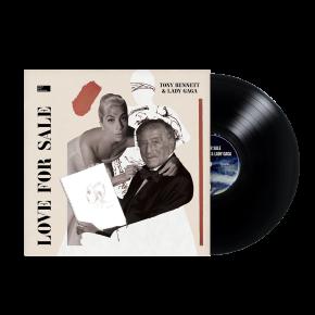 Love For Sale - LP / Tony Bennett & Lady Gaga / 2021