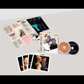 Love For Sale - 2CD (Deluxe) / Tony Bennett & Lady Gaga / 2021