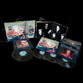 Fugazi - 4LP (Boxset) / Marillion / 1984/2021