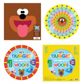 Greatest Woofs - LP (Picture Disc) / Hey Duggee | Soundtrack / 2021