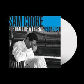 Portrait Of A Legend 1951-1964 - 2LP (Klar Vinyl) / Sam Cooke / 2003/2021
