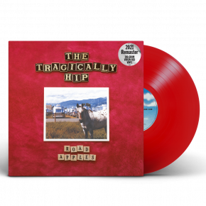 Road Apples (30th Anniversary Edition) - LP (Rød Vinyl) / The Tragically Hip / 1990/2021