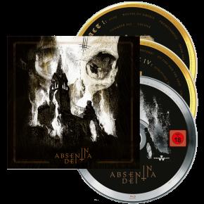 In Absentia Dei - 2CD+Blu-Ray / Behemoth / 2021