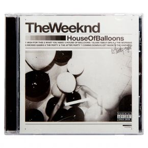 House Of Baloons - CD / The Weeknd / 2011/2012
