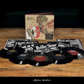 "Confessin' The Blues - 5x10"" Vinyl (Bokssæt) / Various Artists | The Rolling Stones / 2018"