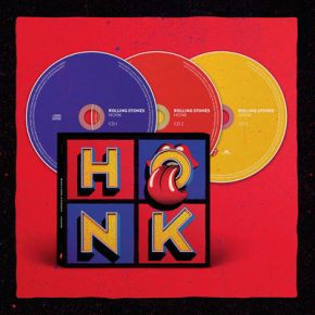Honk - 3CD / The Rolling Stones / 2019
