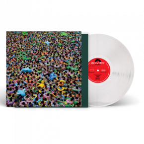 Giants Of All Sizes - LP (Klar vinyl) / Elbow / 2019