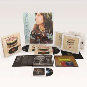 "Let It Bleed (50th Anniverary Box Set) - 2LP + 2SACD + 7"" + Bog + Prints / The Rolling Stones / 1969 / 2019"