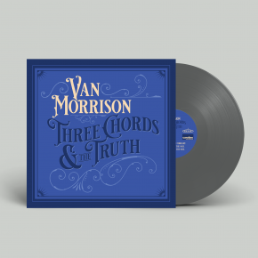 Three Chords and the Truth - 2LP (Sølv Vinyl) / Van Morrison / 2019