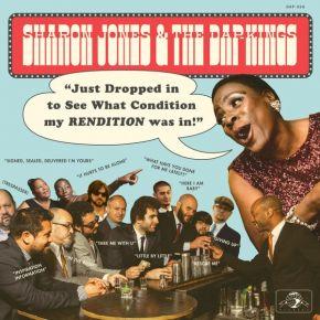 Just Dropped In (To See What Condition My Rendition Was In) - LP / Sharon Jones & The Dap-Kings / 2020 / 2021