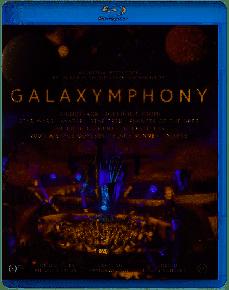 Galaxymphony - Blu-Ray / Danish National Symphony Orchestra / 2019