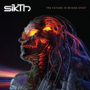 The Future In Whose Eyes? - 3CD + Bog / SikTh / 2017
