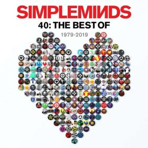 40: The Best Of | 1979-2019 - CD / Simple Minds / 2019