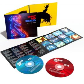 Remixed Collection Vol. 1 (1985-2000) - 2CD / Simply Red / 2021