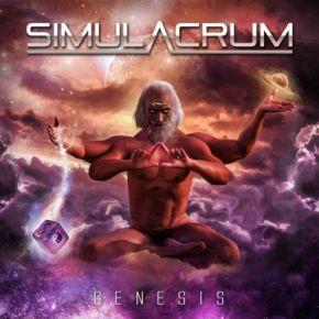 Genesis - CD / Simulacrum / 2021