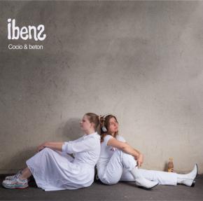 Cocio & Beton - LP (Farvet vinyl) / Ibens / 2020
