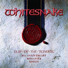 Slip Of The Tongue (30th Anniversary Edition) - 6CD+DVD / Whitesnake / 1989 / 2019