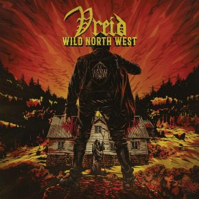 Wild North West - 2LP (Orange og Sort Vinyl) / Vreid  / 2021