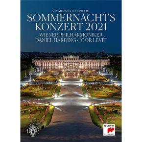 Sommernachtskonzert 2021 - DVD / Wiener Philharmoniker   Dan Harding / 2021