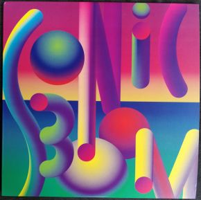 All Things Being Equal - LP / Sonic Boom / 2020