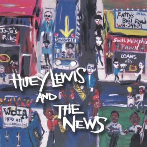 Soulsville - CD / Huey Lewis And The News / 2010 / 2021