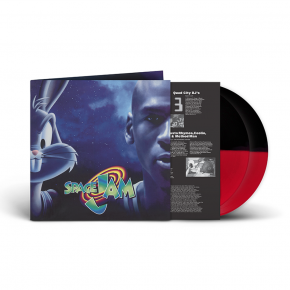 Space Jam (Music From And Inspired By The Motion Picture) - 2LP (Sort/Rød Split Vinyl) / Various Artists | Soundtrack / 1996/2021