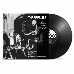 """Ghost Town - 12"""" Maxi Single (40th Anniversary Half-Speed Master Edition) / The Specials / 1981/2021"""