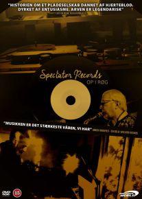 Spectator Records - Op I Røg - DVD / Various Artists | Dokumentar / 2018