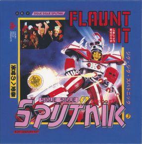 Flaunt It - 4CD (Deluxe Edition) / Sigue Sigue Sputnik / 1986 / 2020