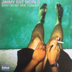"""Stay On My Side Tonight - 12"""" EP / Jimmy Eat World / 2005 / 2016"""
