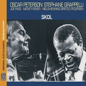 Skol - CD / Oscar Peterson   Stephane Grappelli / 2014