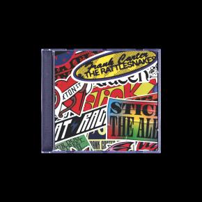 Sticky - CD / Frank Carter & The Rattlesnakes / 2021