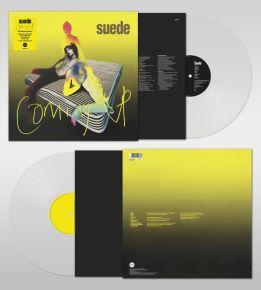 Coming Up - LP (Klar Vinyl) / Suede / 1996/2021