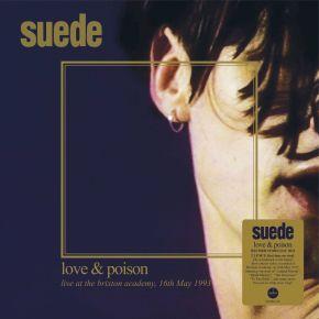 Love And Poison - LP (RSD 2021 Klar Vinyl) / Suede / 1993/2021