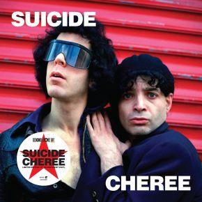 "Cheree - 10"" EP (RSD 2021 Gennemsigtig Vinyl) / Suicide / 1978/2021"