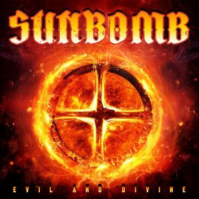 Evil And Divine - CD / Sunbomb / 2021
