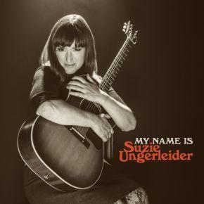 My Name Is Suzie Ungerleider - CD / Suzie Ungerleider / 2021