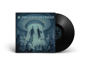 Pseudovidenskab - LP / Svend Spyt & DJ Endless Critic / 2019
