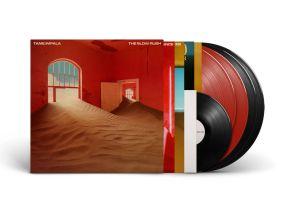 """The Slow Rush: B-Sides & Remixes - 2LP+2x12""""+7"""" (Boxset Rød Vinyl) / Tame Impala / 2020/2022"""