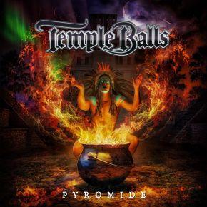 Pyromide - CD / Temple Balls / 2021