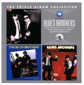 Briefcase Full of Blues + The Blues Brothers + Made in America - 3CD / Blues Brothers / 2013