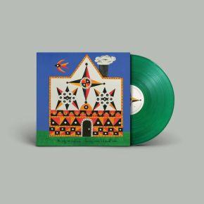 Leaving None But Small Birds - LP (Grøn Vinyl) / The Body & Big Brave / 2021