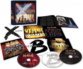 The CD Collection: Volume 3 (2000 - 2010) - 6CD (Bokssæt) / Def Leppard / 2021