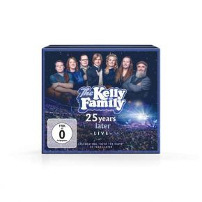 25 Years Later - Live - 2CD+2DVD / The Kelly Family / 2020