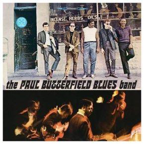 The Paul Butterfield Blues Band - LP (Farvet vinyl) / The Paul Butterfield Blues Band / 1965 / 2019