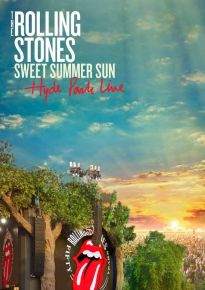 Sweet Summer Sun - Hyde Park Live - DVD / The Rolling Stones / 2013