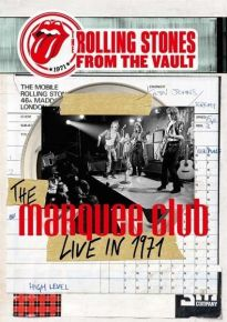 From The Vault: The Marquee (Live in 1971) - DVD / The Rolling Stones / 2015