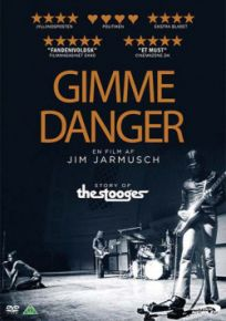 Gimme Danger (The Story of The Stooges) - DVD / Jim Jarmusch | Iggy Pop & The Stooges / 2016