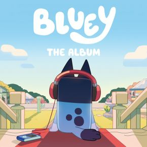 The Album - LP (Blå Vinyl) / Bluey | Soundtrack / 2021