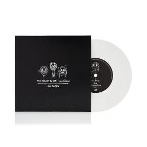 "The Stump / Red Hawaiian - 7"" Vinyl (Hvid Vinyl) / Jam Baxter / 2019"